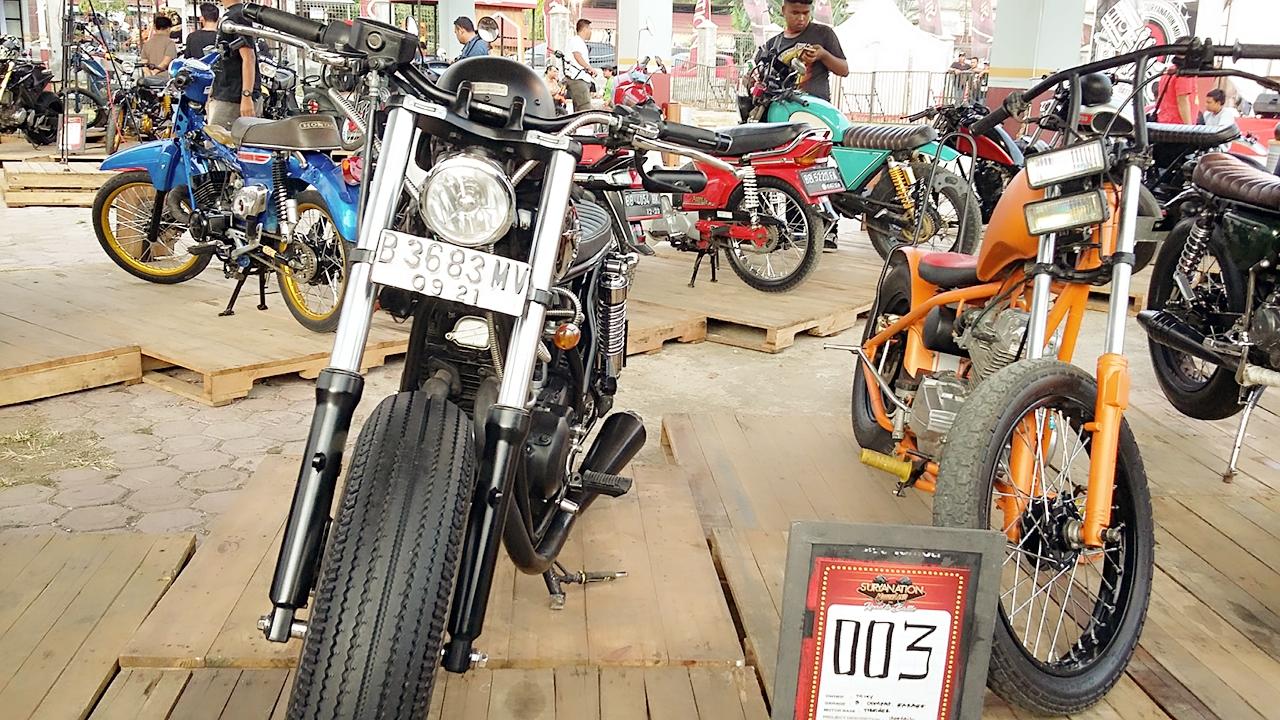 Surya Nation Land 2019 Berlangsung Di Lapangan Pabrik Es Kota Padang Sidimpuan.