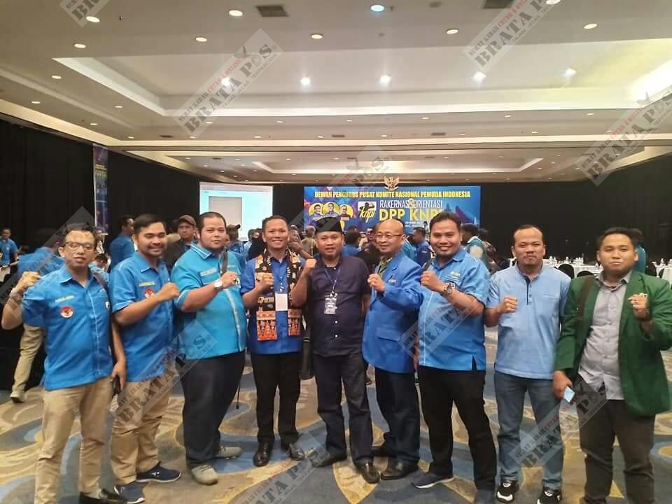 Komite Nasional Pemuda Indonesia (KNPI) Sumut merekomendasikan agar Dewan Pimpinan Pusat (DPP) KNPI mendukung penuh langkah pemerintah pusat, Presiden Jokowi