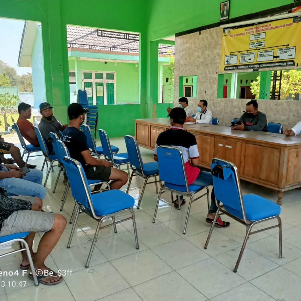 Warga Glondonggede Datangi Pemerintahan Desa