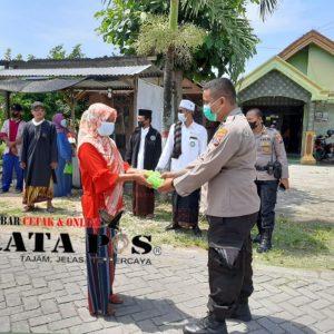 Polsek Sumberrejo Bersama PD Muhammadiyah Melaksanakan Kegiatan Vaksinasi di Dua Tempat Sekaligus